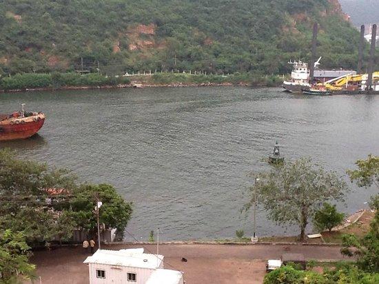 Sri Venkateswara Temple : Pier