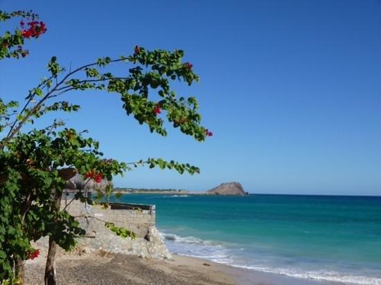 Cremin's Casas: beach
