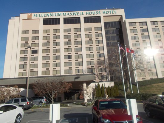 Millennium Maxwell House Nashville : Milennium Maxwell House
