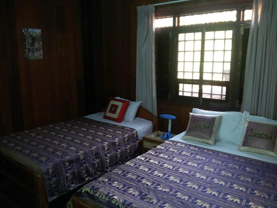 Le Fromager Guesthouse : chambre N 2