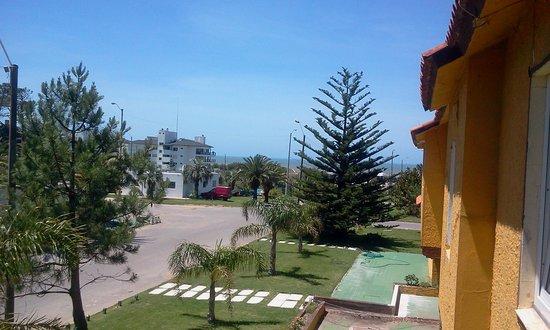 Hotel San Marcos: BALCON