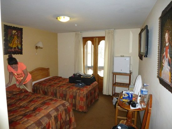 Hotel Awki's Dream: Habitacion con balcon