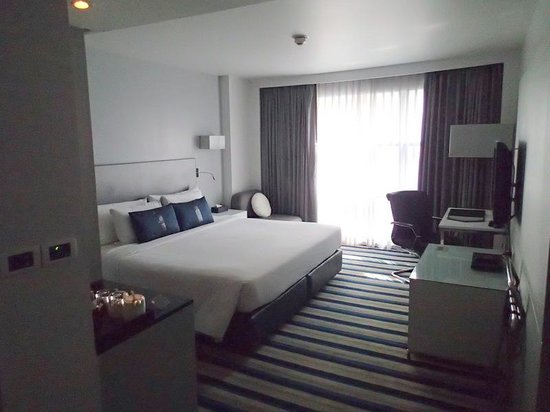 Best Western Plus At 20 Sukhumvit : Standard Bedroom