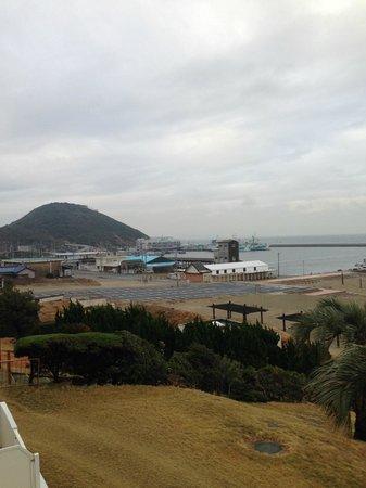 Irago Sea Park & Spa : view