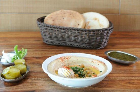 Hamsa Hamsa Hummus: Hummus