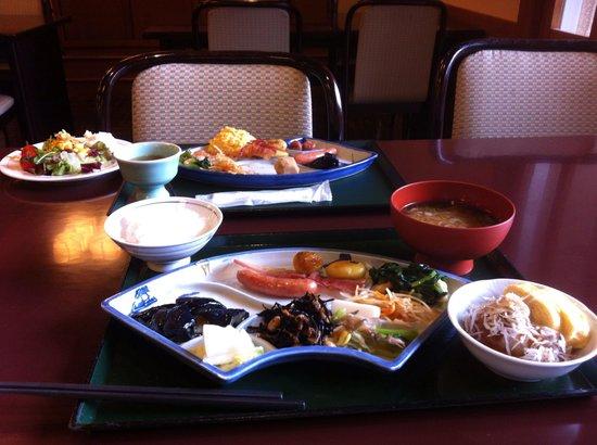 Suimeikan: 美味しい朝ご飯
