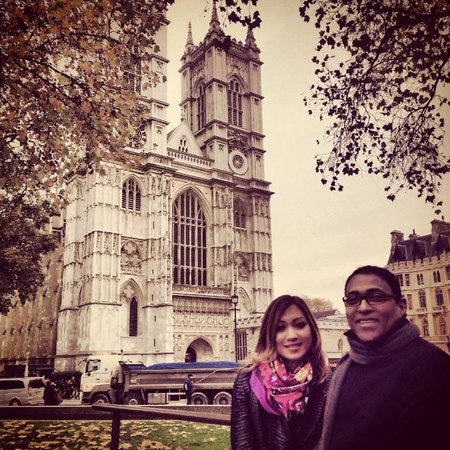 London Tours by Taxi: Westminster Abbey