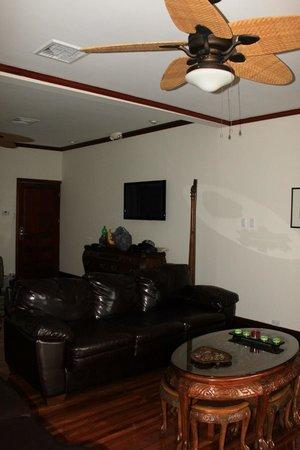Ringle Resort Hotel & Spa: Main family room entrance