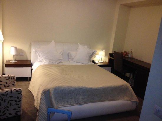 Hotel Boutique Kotoni: Camera da letto