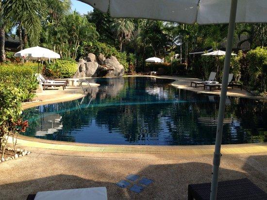 Palm Garden Resort Khao Lak: Relaxing Pool