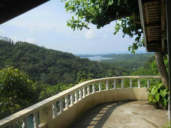 Valle Verde Mountain Resort: view from the resort