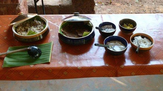Atithi Parinay Homestay: Very yummi food