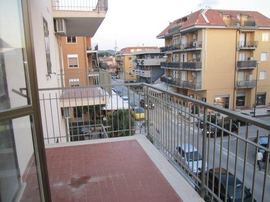 Hotel Corallo: terrazzoo