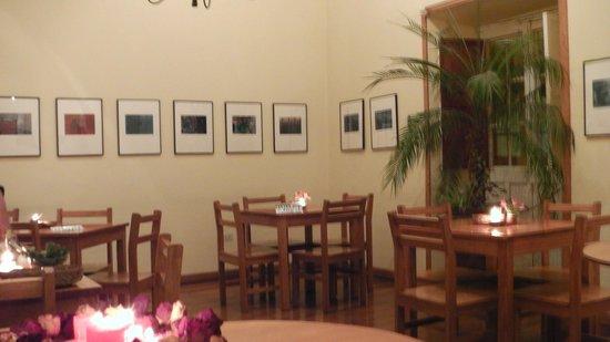 Granja Heidi: La salle de restaurant