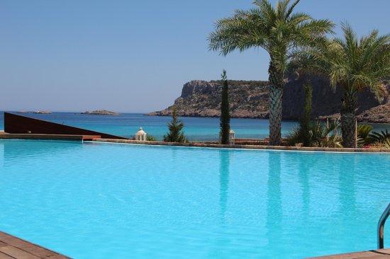 AquaGrand Exclusive Deluxe Resort: Ausblick