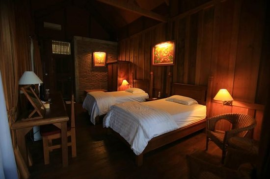 Patuno Resort Wakatobi : the room