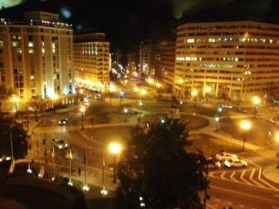 Washington Plaza Hotel: Our View