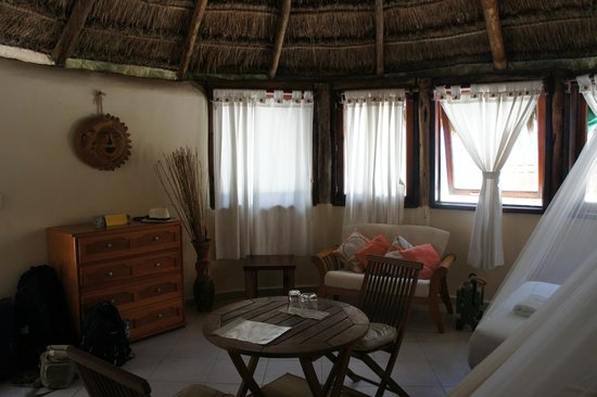 Ixchel Playa & Cabanas: Room/ Cabaña Albatros