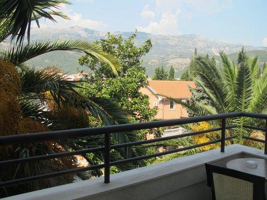 Apartmani Butua : Вид с балкона