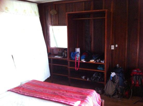 Hotel Villa Baula : Chambre