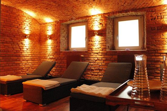 Schlosshotel Kittendorf: Wellnessbereich