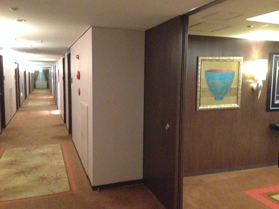 Hotel Associa Toyohashi: hall way
