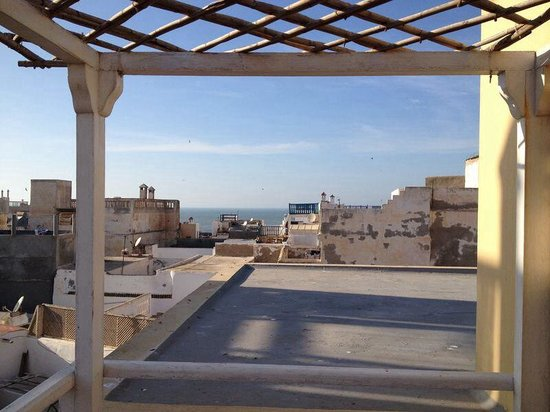 Riad Watier : The view from the rooftop terrace