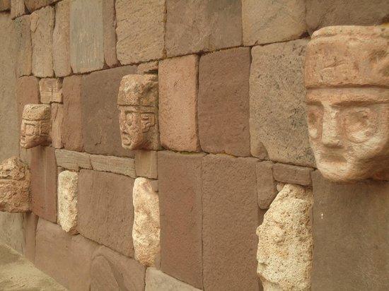 Tiahuanaco (Tiwanaku): Conjunto