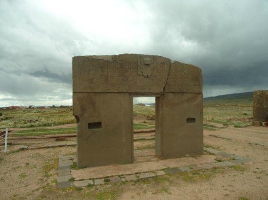 Tiahuanaco (Tiwanaku): Portal