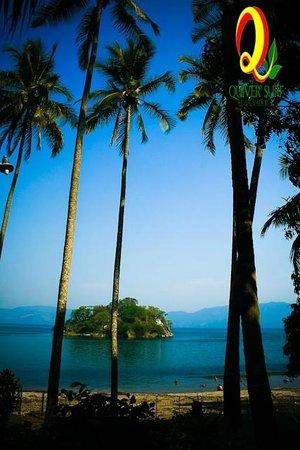 Lake Ilopango: Lake view