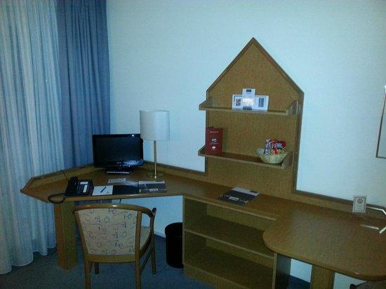 Residenz Limburgerhof: FLAT-TV
