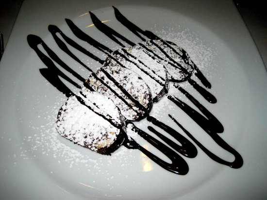 Trattoria Muramare: Chocolate Salami
