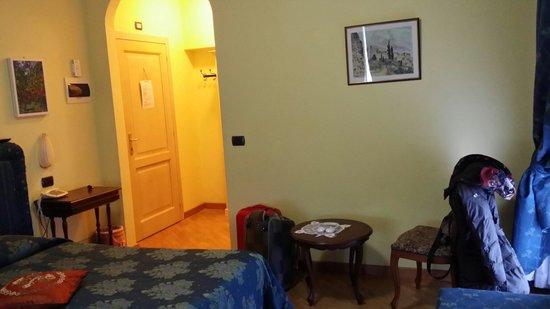 Piccolo Hotel Chianti: La camera