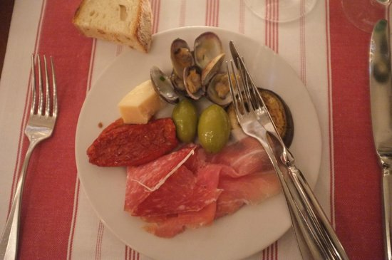 Latini: Antipasti