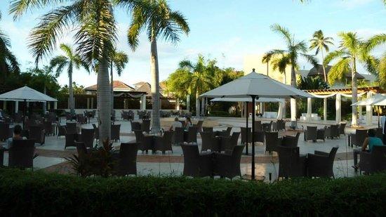 Secrets Royal Beach Punta Cana : patio