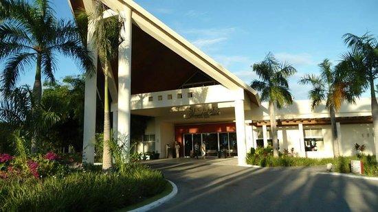 Secrets Royal Beach Punta Cana : entrada
