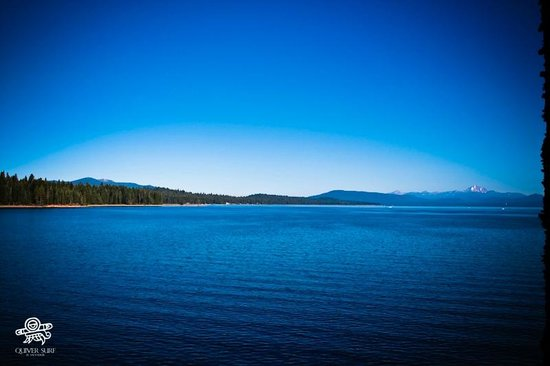 Lake Almanor: Lake