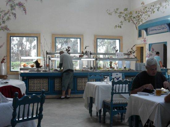 Medina Belisaire & Thalasso: dinner room