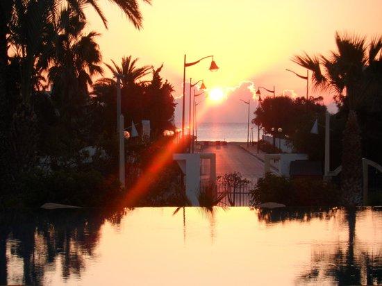 Medina Belisaire & Thalasso: sunrise