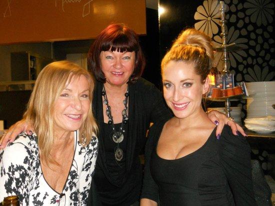 Di Casa : My dear pal and goddaughter