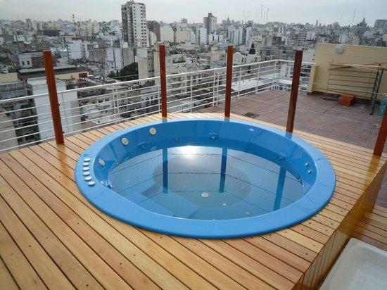 Republica San Telmo: Yacuzzi Terrace Studio Apartments