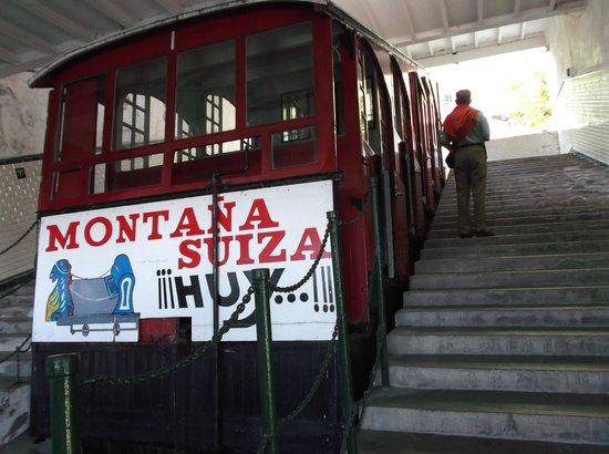 Mercure Monte Igueldo : The Tram