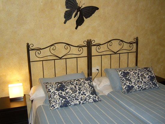PR Tambre: habitación doble de 2 camas