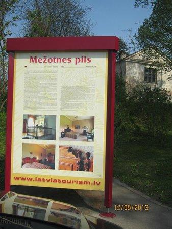 Mezotne Palace: 1