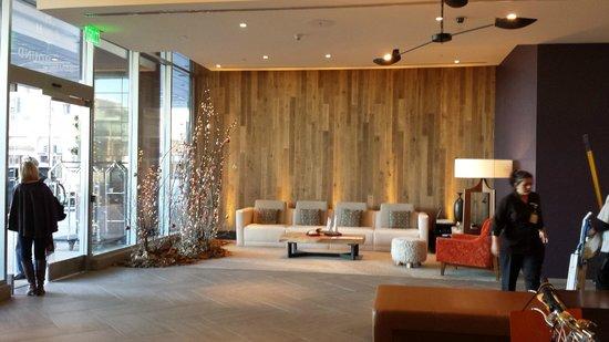 Kimpton Hotel Palomar Phoenix Lower Lobby Check In Area