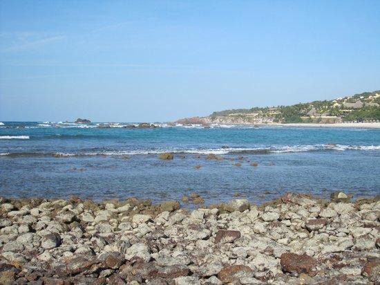 Four Seasons Resort Punta Mita: Picture of the ocean