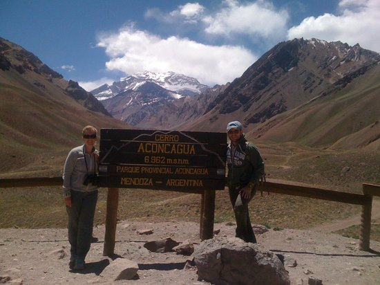 Silver Cord B&B : High Andes tour