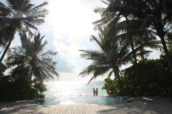 Veligandu Island Resort & Spa: l'île (bis)