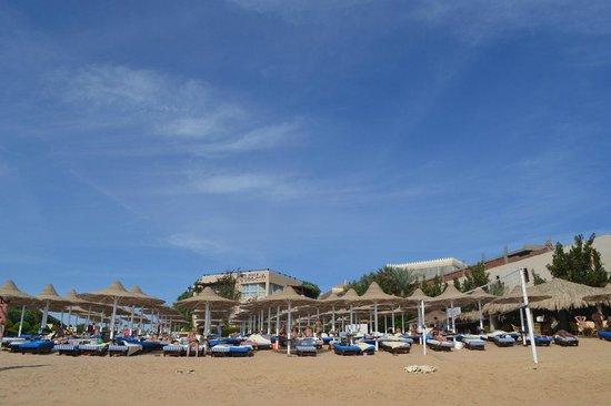 Prima Life Makadi: пляж