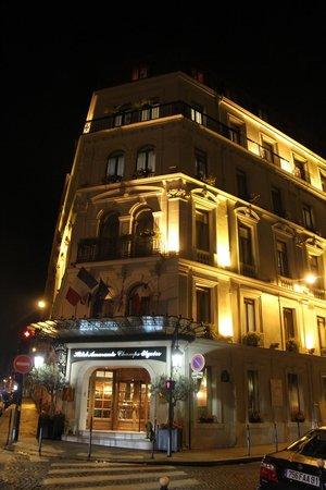 Amarante Champs-Elysées: fachada